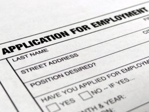 Expungement of your criminal records might improve your chances of finding a job